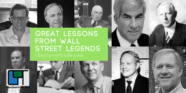 Great Lessons from Wall Street Legends