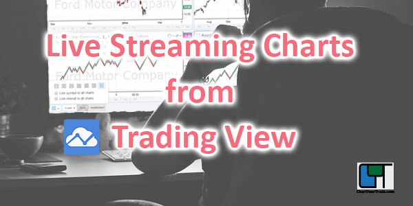 Live Streaming Charts from Trading View