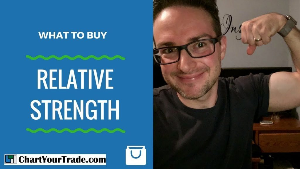 How to Identify Relative Strength When Buying Stocks