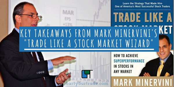 "Review of Mark Minervini's ""Trade Like a Stock Market Wizard"""