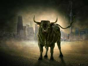 Grab Wall Street By the Bulls